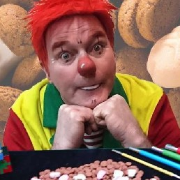 Clown Flappio Sinterklaas show