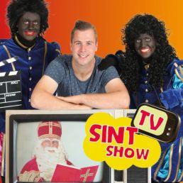 Kindervoorstelling Heinenoord  (NL) De Sint TV Show met Ricardo