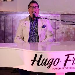 Pianist Heenvliet  (NL) Hugo Franks   Piano Entertainer