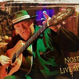 Musician other Breda  (NL) Healthcare Entertainment Songshoreman Frank