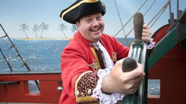 Aad Piraat Sinterklaasshow