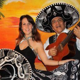 Band Heinenoord  (NL) Mexicaans Mariachi Duo - Los del Sol