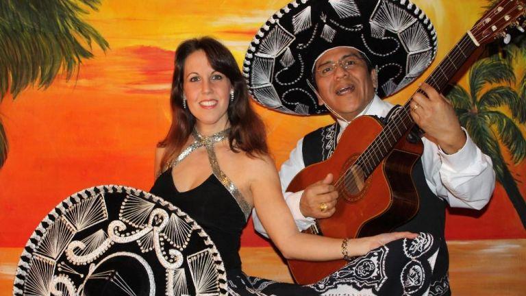 Mexicaans Mariachi Duo - Los del Sol