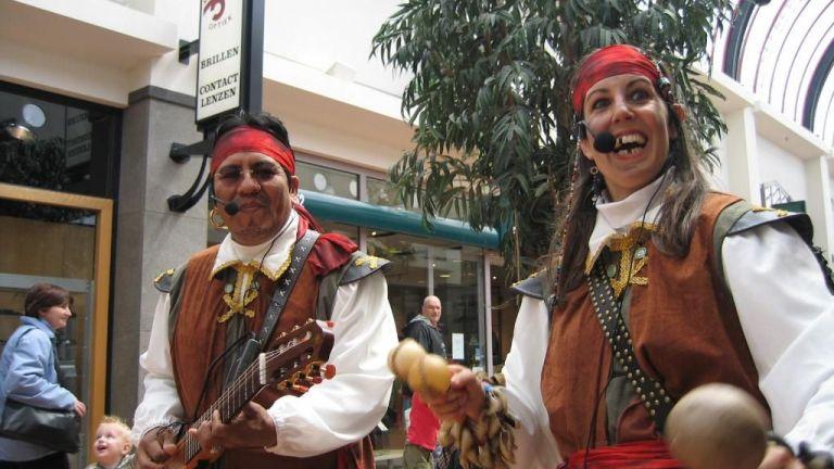 Pirates of the Caribbean - Los del Sol