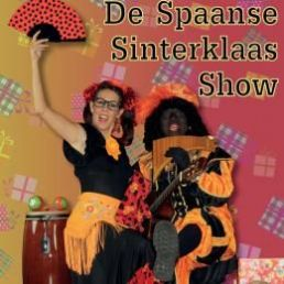 Kindervoorstelling Heinenoord  (NL) Het Spaanse Sinterklaasfeest