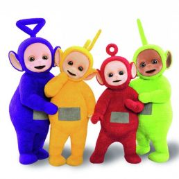De Teletubbies
