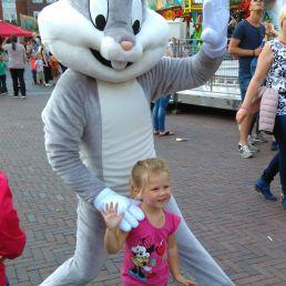 Karakter/Verkleed Heinenoord  (NL) Bugs Bunny