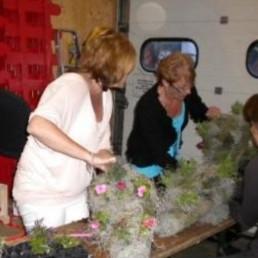 Trainer/Workshop Heinenoord  (NL) Creatieve Workshop Bloemen