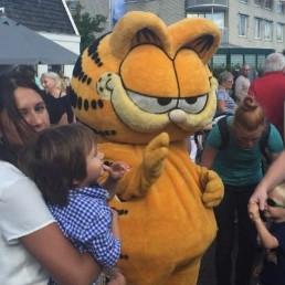Karakter/Verkleed Heinenoord  (NL) Garfield