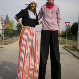 Boer & Boerin Steltlopers