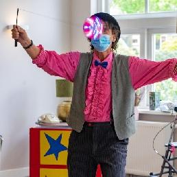 Kindervoorstelling Arnhem  (NL) All round circus act Anita