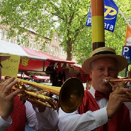 Dixie Duo Swing 'n Roll