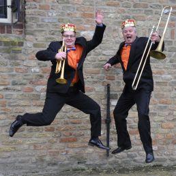 Orkest Heinenoord  (NL) Dixie Duo Swing 'n Roll