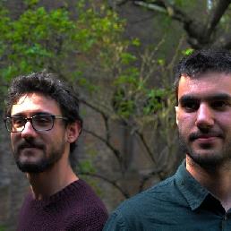 Saxofonist Utrecht  (NL) Katahdin Duo