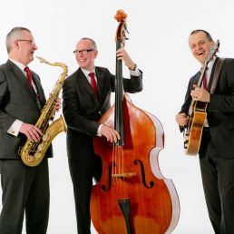 Band Hilversum  (NL) Ascot Jazz Trio