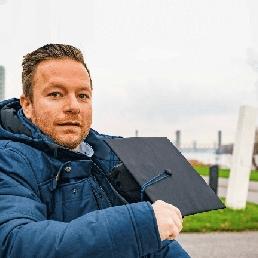 Speaker Spijkenisse  (NL) Juri Hoedemakers - Drs. Hofnar