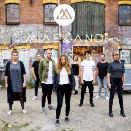 Band Haarlem  (NL) MAELAND