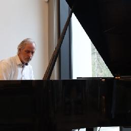 Pianist Hilversum  (NL) Pianist Jurgen van der Poel