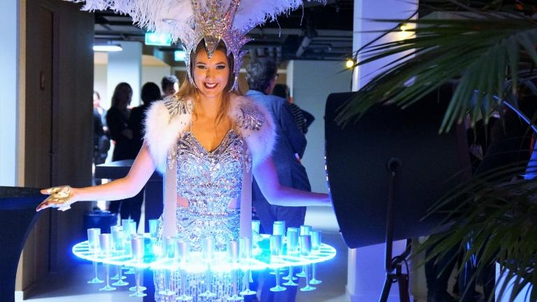 LED Champagne