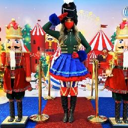 Fotograaf Oosterhout  (Noord Brabant)(NL) Photo Decor Singing Nutcracker Kerst