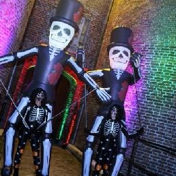 Animatie Oosterhout  (Noord Brabant)(NL) Halloween Puppets