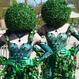 Dancer Oosterhout  (Noord Brabant)(NL) Garden Girls