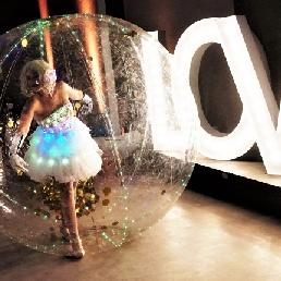 Dancer Oosterhout  (Noord Brabant)(NL) Bubble Girls