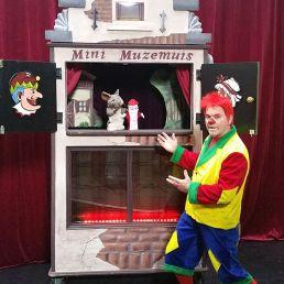 Puppet Theatre Mini Musemouse