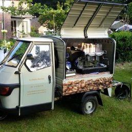 Barista Hengelo  (Overijssel)(NL) Italiaanse Piaggio, La Dolce Barista