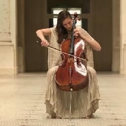 Muzikant overig Naarden  (NL) Cellist