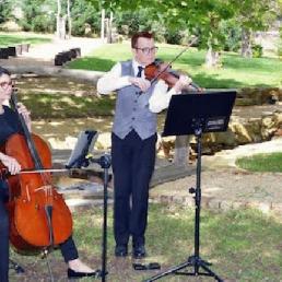 Orkest Naarden  (NL) Ensemble klassiek duo