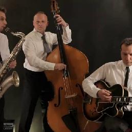 Orkest Naarden  (NL) Ensemble muzikanten trio
