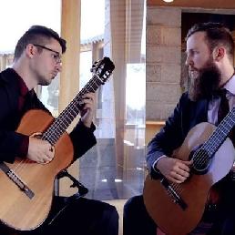 Orkest Naarden  (NL) Ensemble muzikanten duo