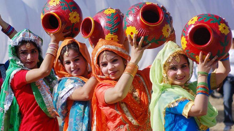 Indiase Dans Workshop