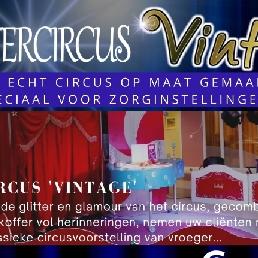 Event show Drachten  (NL) Cirknus Circus Vintage