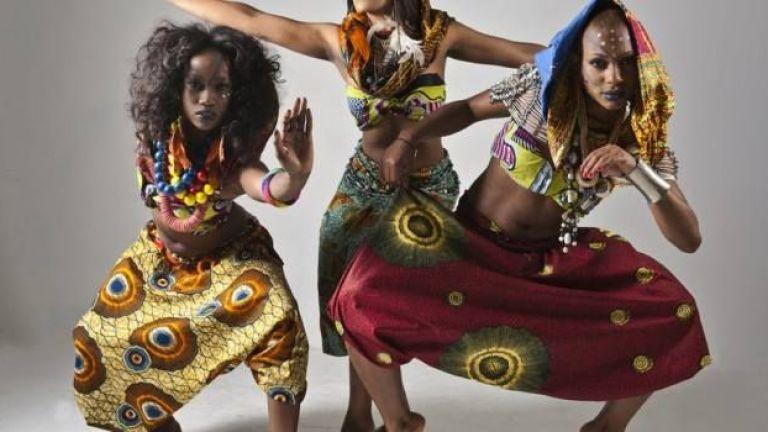 Trainer/Workshop Zutphen  (NL) AfroBeat Dansworkshop