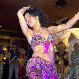 Kaouther: Belly Dance Act with Live Music