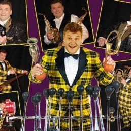Cabaret 's Gravenhage  (NL) Circus Etoile: Muzikale Comedy Act