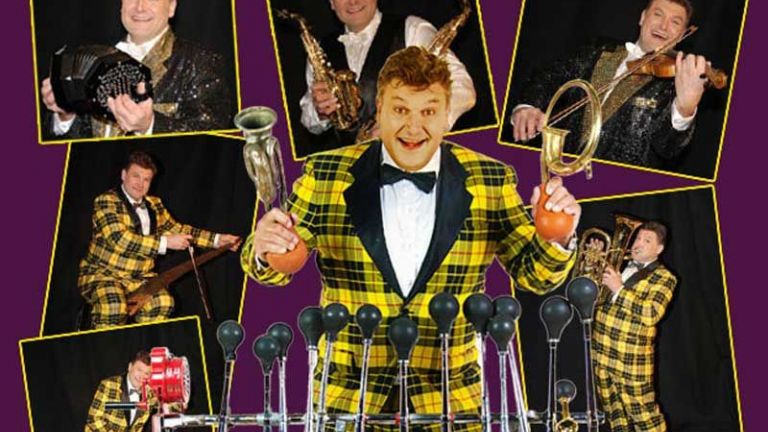 Circus Etoile: Muzikale Comedy Act