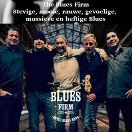 Band Reeuwijk  (NL) The Blues Firm
