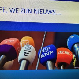 Speaker Hoorn  (Noord Holland)(NL) How do I become news?