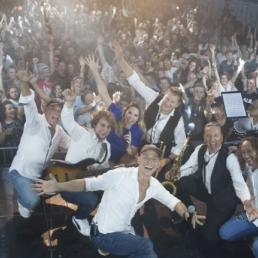 Band Reeuwijk  (NL) TNP Begeleidingsband
