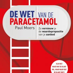 Speaker Heiloo  (NL) Lecture: The Law of the Paracetamol