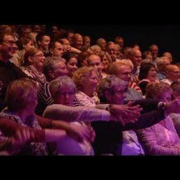 Goochelaar Roosendaal  (NL) Centrale goochelshow
