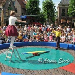Clown Den Haag  (NL) Clowntjesdag: De Clowns Streetparade