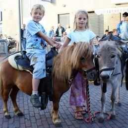 Pony & Ezel Rijden