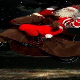 Character/Mascott De Rijp  (NL) De Kerstman & Rudolph