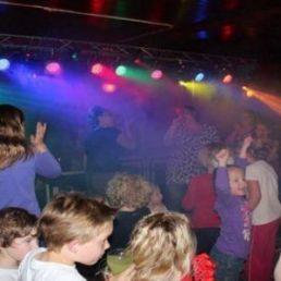 Kindervoorstelling De Rijp  (NL) Kinder Disco Drive In Show