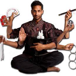 Illusionist, Goochelaar en Mentalist