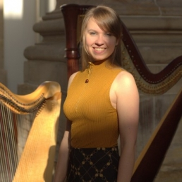 Harpist Amsterdam  (NL) Harp background music